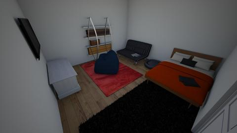 DericsRoom - Bedroom - by AshyRiverwood