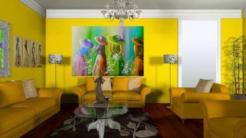 brian - Classic - Living room - by Brian Goldman