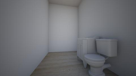 Tiny Bathroom Design - Bathroom - by sherryDN