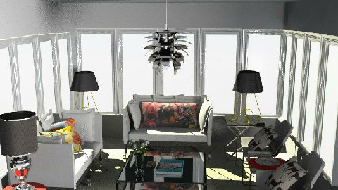A room - by KarenWilkinson