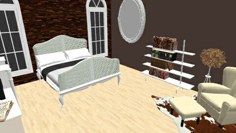 unfinished buisness - Bedroom - by _meganrosee_
