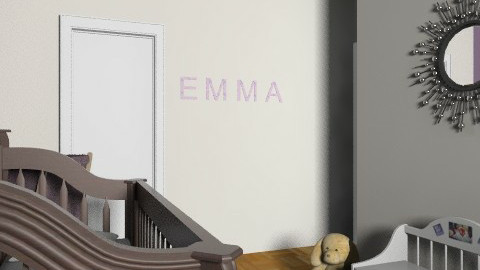 Emma's Room - Classic - Kids room - by ymar33