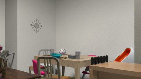 rety - Retro - Kitchen - by lamin_agatha