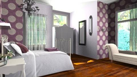 Audrey 3 - Vintage - Bedroom - by Devlee