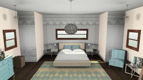 suite - Bedroom - by alexafaivre
