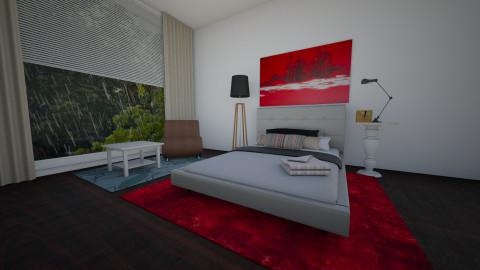 GHP - Bedroom - by MorganMiller