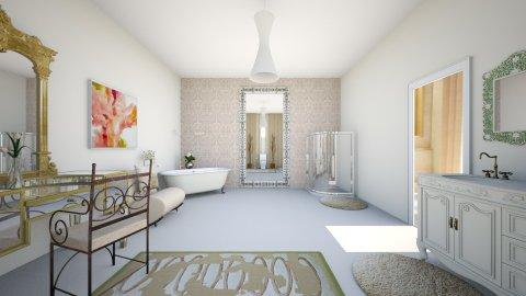 Bella Bathroom  - Bathroom - by admirableimpressions