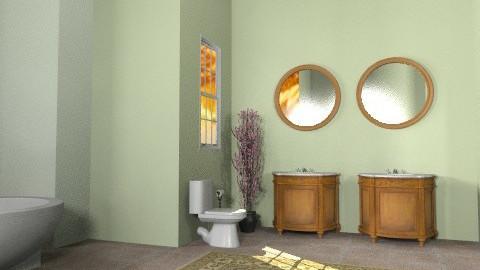 Laura Porter - Modern - Bathroom - by phatpiggy13