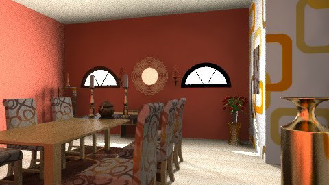 Dinning - Dining room - by TheM5393