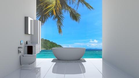 NAUTICAL BATHROOM - Bathroom - by KC Pechangco