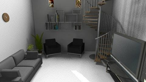 Living room - Modern - Living room - by wajiyh78