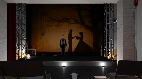 theatre - by Lo89