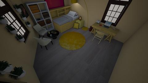 RP ROOM - Bedroom - by Worsebones