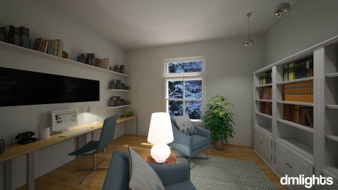 home_2nd floor - by DMLights-user-1535008