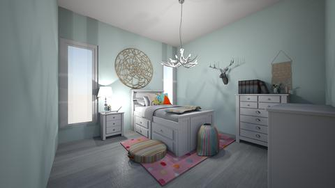 kids imagine antlers deer - Modern - Kids room - by jade1111
