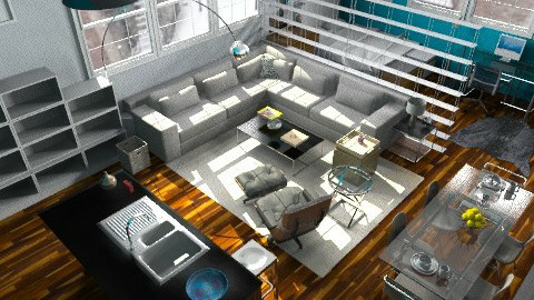 Classroom Conversion 2 - Modern - Living room - by lmurphy32