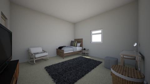 Emma Bedroom pt2 - Modern - Bedroom - by emmagalliher1
