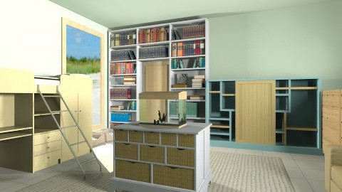 Perfect Room - Bedroom - by seasideview