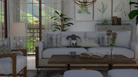 REMIX_sheepish - Living room - by hauser