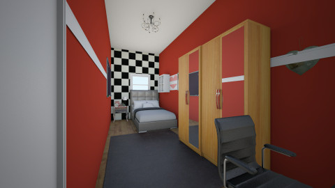 Futre beroom  - Modern - Bedroom - by abdul qadir patel