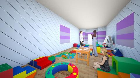 daycare tori campbell 318 - Kids room - by jhembry