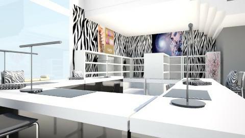 soppalco piano t  - Office - by Stefania Interdonato