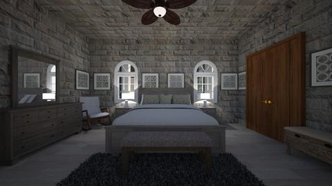 mansion 1 bed 1 - Bedroom - by guyciara87