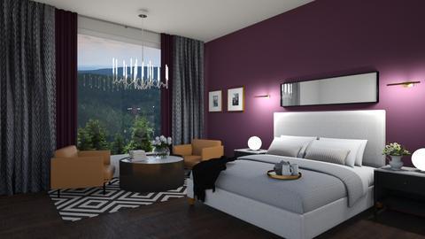 deep sleep - Bedroom - by mashusirjak