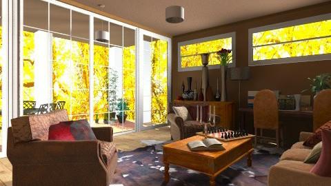 Vintage - Vintage - Living room - by hetregent