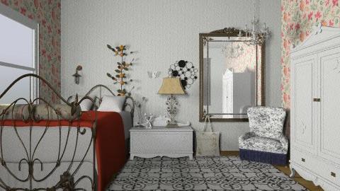 oi - Bedroom - by anggp
