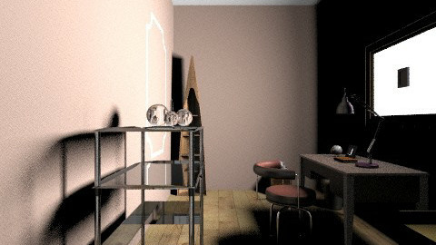 office design 1 - Glamour - Office - by kristina louise