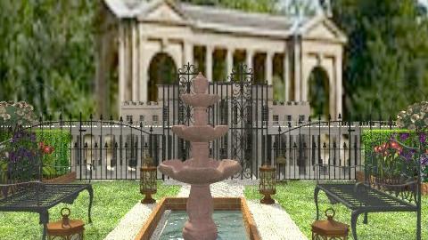 THE GARDENS OF VERCIE - Classic - Garden - by whodat1910