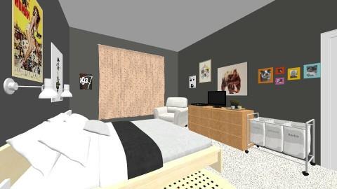 Master Bedroom - Bedroom - by suzannsteele