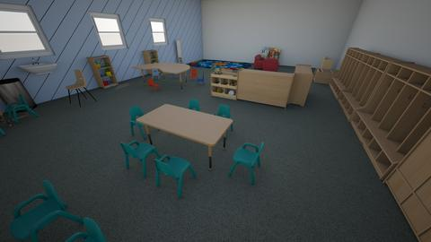 Classroom - Kids room - by WKRZXUGNBTEHTVYEMXJPCQFZCAAJRFL