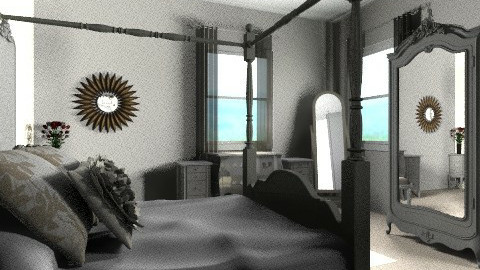 posh hotel suit - Glamour - Bedroom - by tiffy2shoes
