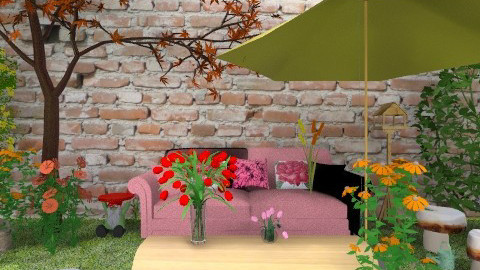 Just for fun - Modern - Garden - by deleted_1566988695_Saharasaraharas