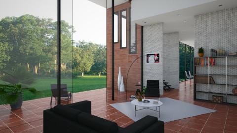 living room - by barnigondi