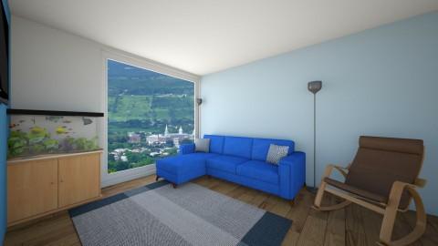 sergiu11 - Living room - by misterds