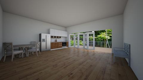 kitchen forest - Kitchen - by bellAAAAAAAAAA