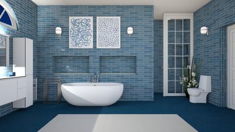 MI028 - Bathroom - by i l o n a