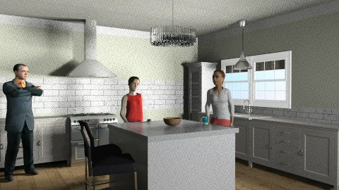 Kitchen (Room  #5) - Kitchen - by interior is what i need