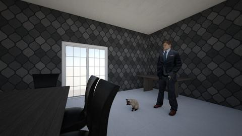 helen  living room  - by 10kozdim