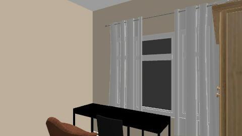 Komnata s krovatkoj d nishe - Classic - Living room - by sueno_contigo