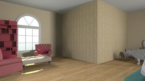 ILIKEROOMS - Bedroom - by sarapackter