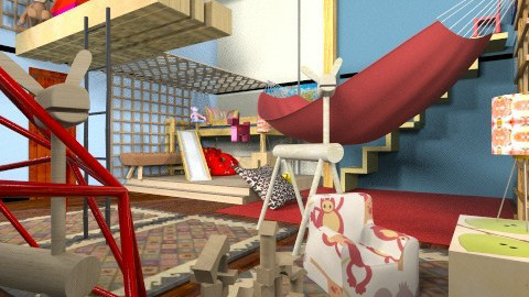 Amazing Spiderman2 - Classic - Kids room - by katmills98
