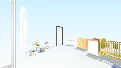 Henrys Room - Classic - Bedroom - by littlf23