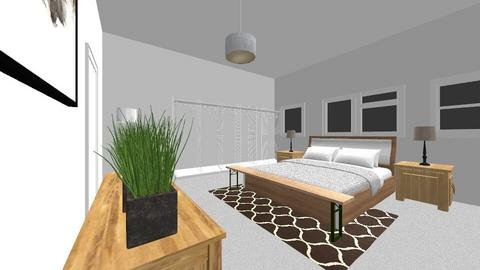 parents bedroom - Classic - Bedroom - by amitmeltzer12