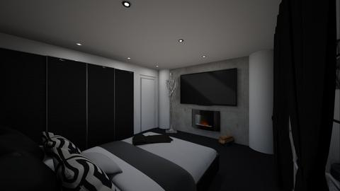 panamera - Modern - Bedroom - by DujaDesigne