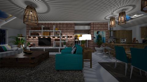 PiA - Living room - by nanabpf