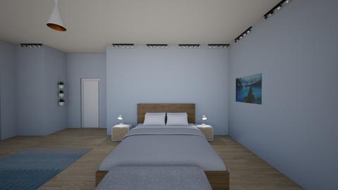 brett - Bedroom - by Rachel Heimburger